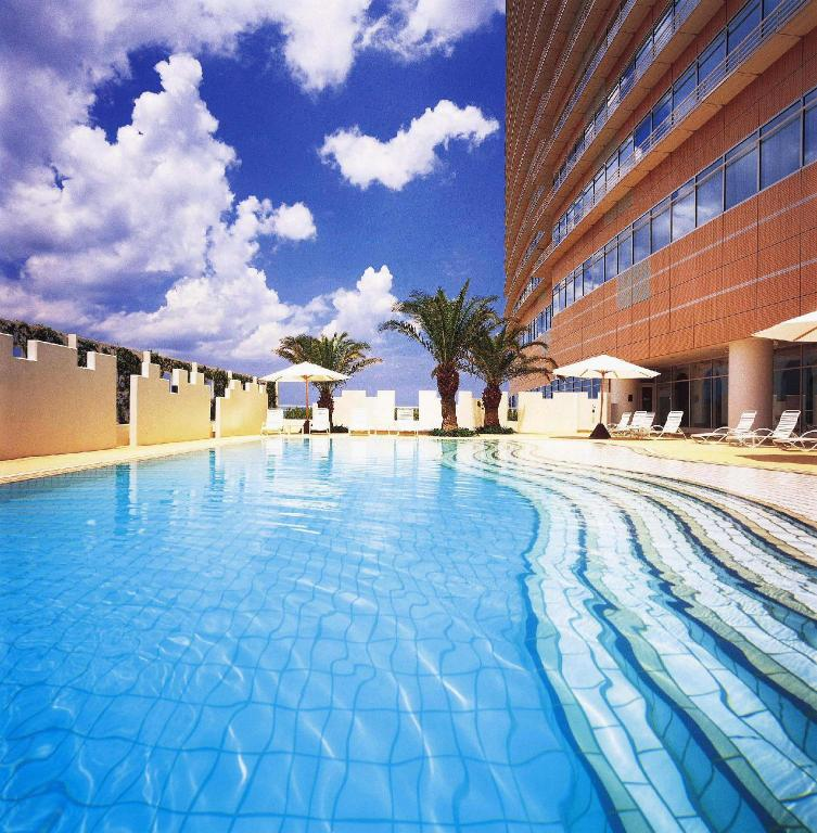 Swimming pool [outdoor] Hilton Fukuoka Sea Hawk