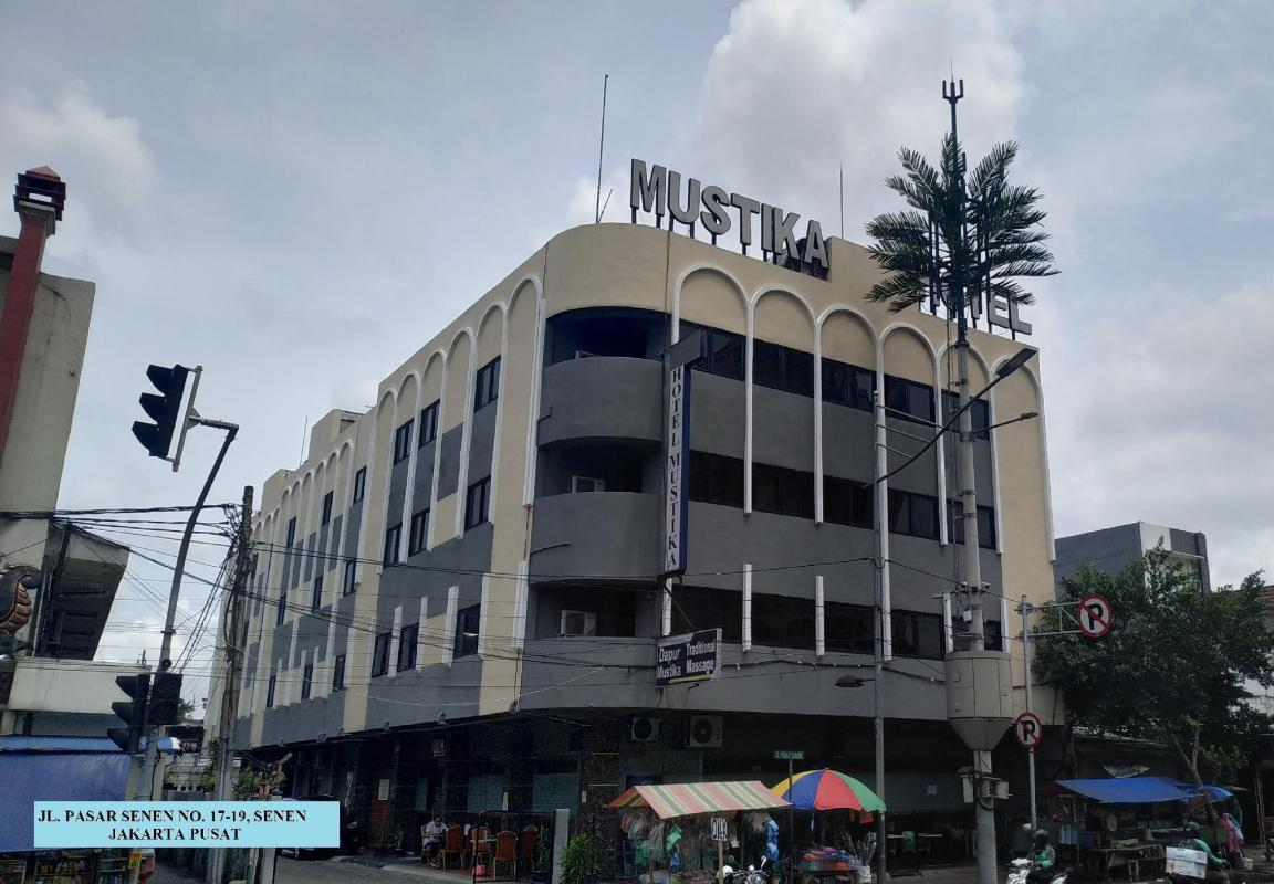 Hotel Mustika Senen Jakarta Promo Terbaru 2020 Rp 229187 Foto Hd Ulasan