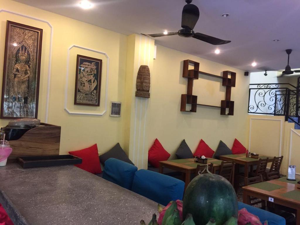 Villa Borann in Phnom Penh - Room Deals, Photos & Reviews