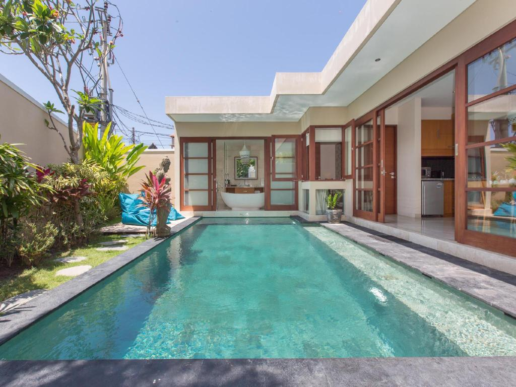 1 Bedroom Villa Beautiful Bali Villas by Nagisa Bali