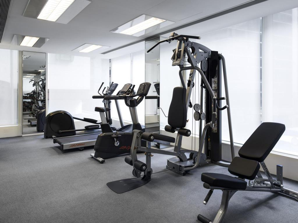 Fitness center The Jervois
