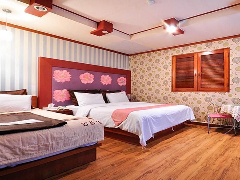 Goodstay Hotel Duo Paju si SouthKorea