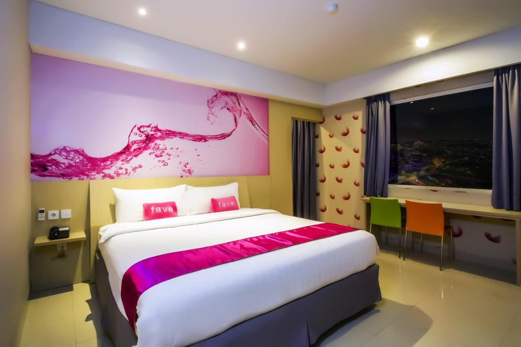 Favehotel Mt Haryono Balikpapan In Indonesia Room Deals Photos