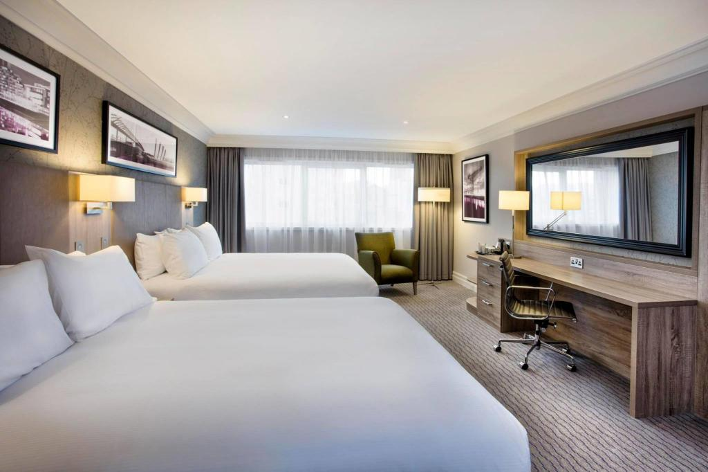 See all 31 photos DoubleTree by Hilton Glasgow Central