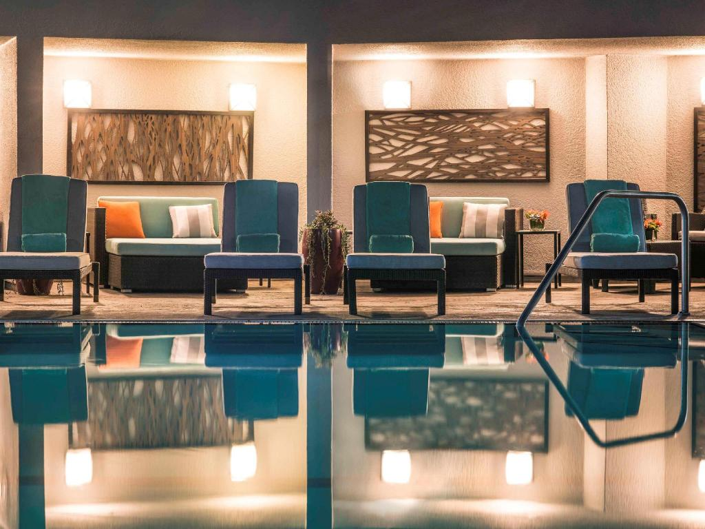 Best price on sofitel los angeles hotel in los angeles ca - Best hotel swimming pools in los angeles ...