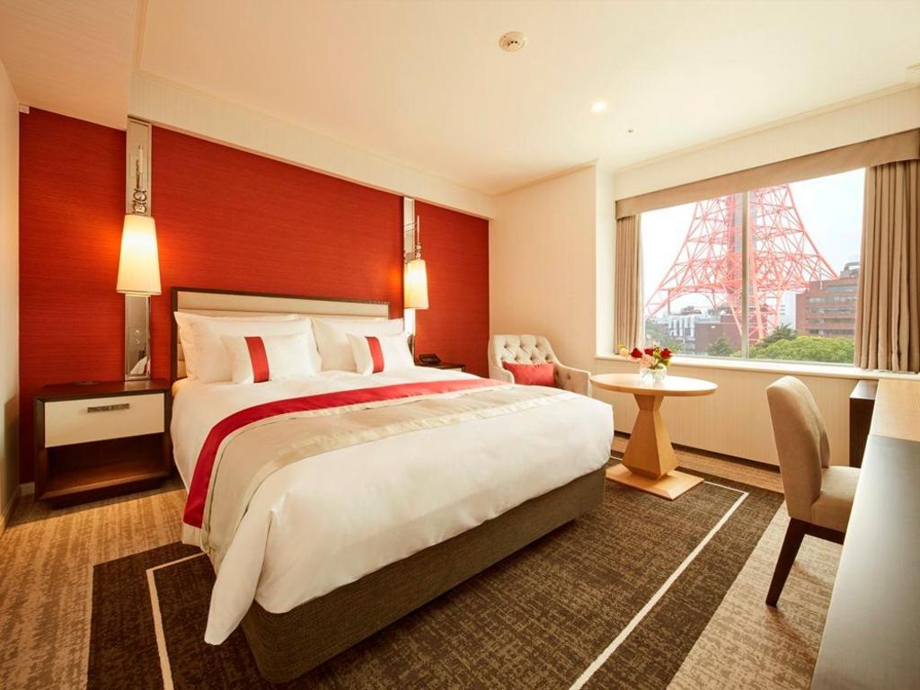 Tokyo Prince Hotel In Japan Room Deals Photos Reviews