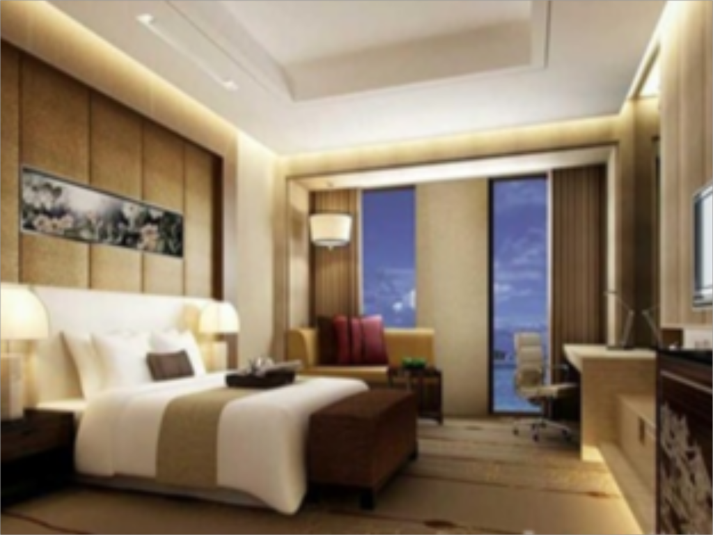 Pokoj Business Zhengzhou Swan City International Hotel