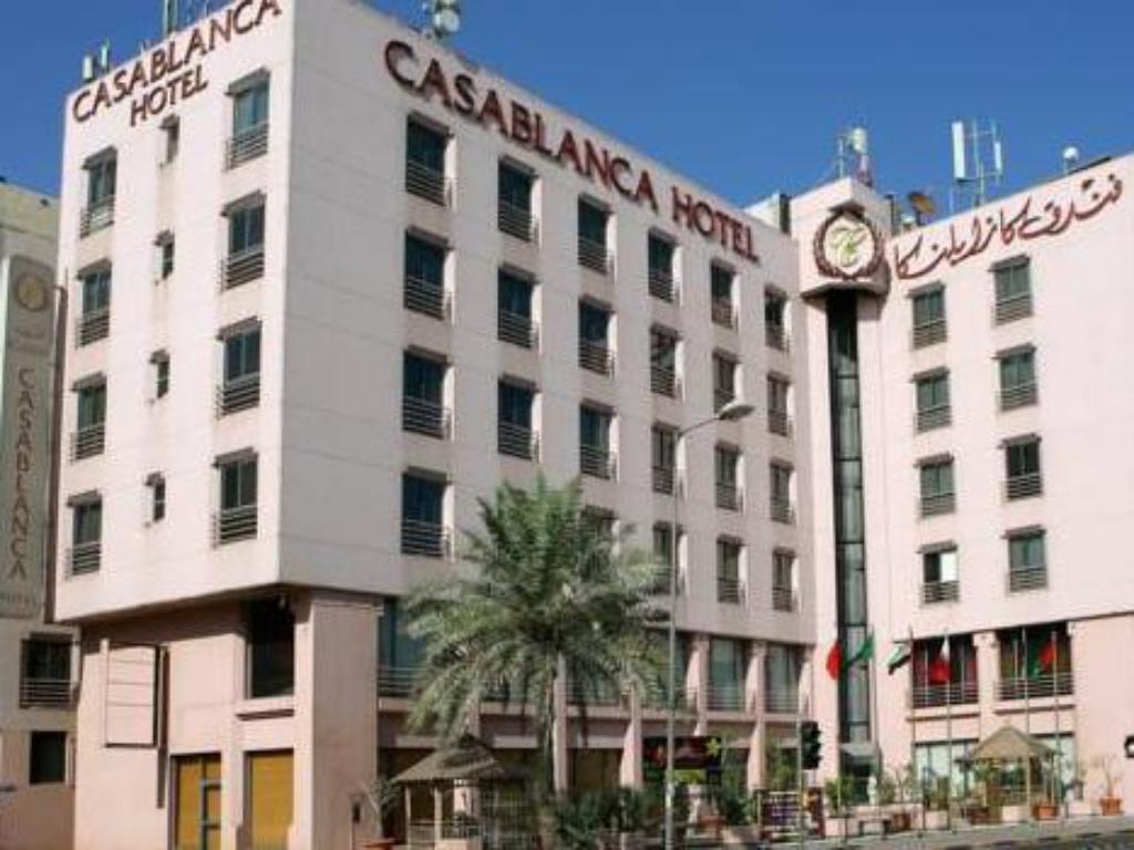More about Casablanca Hotel