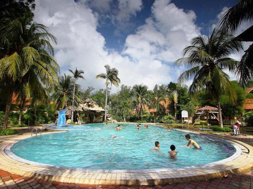 Best Price on Rompin Beach Resorts in Kuala Rompin Reviews