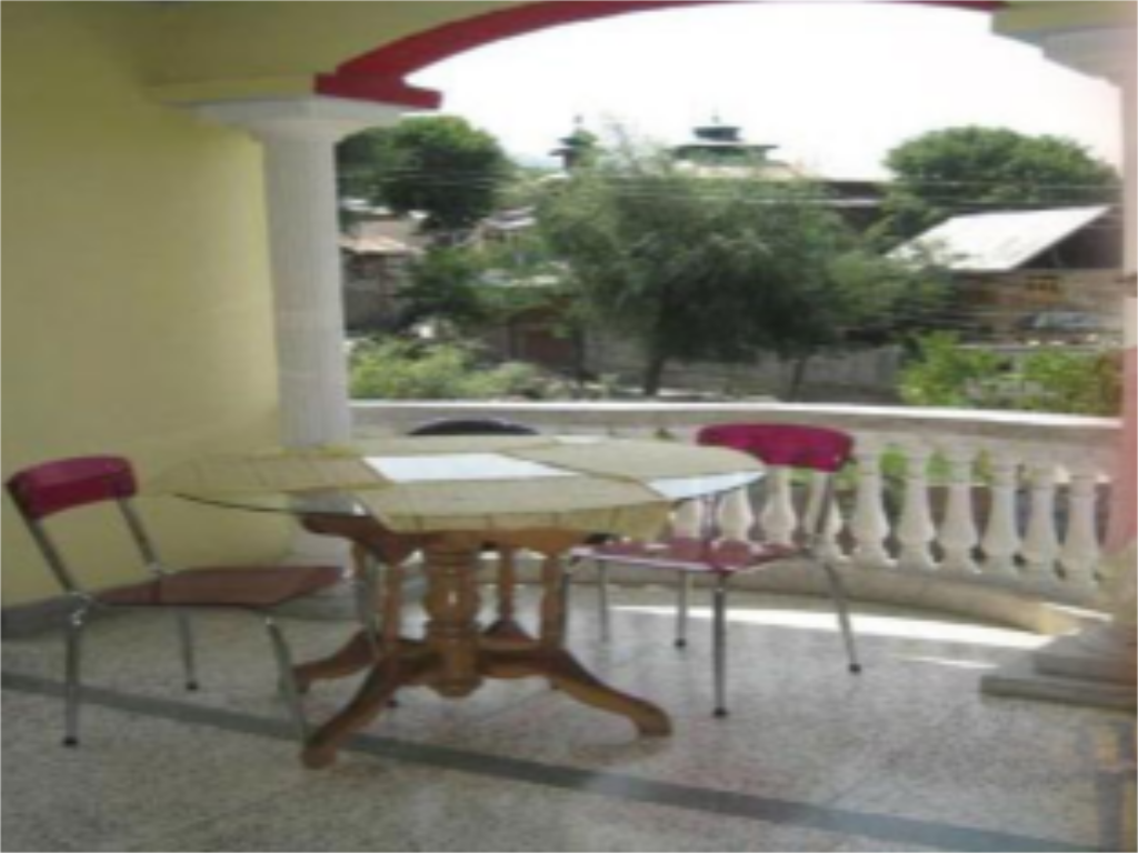 Interior view Asif Guest House