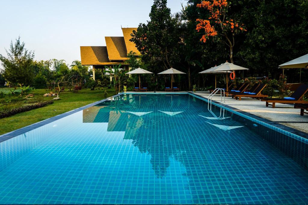 Best Price On Amata Garden Resort In Inle Lake Reviews