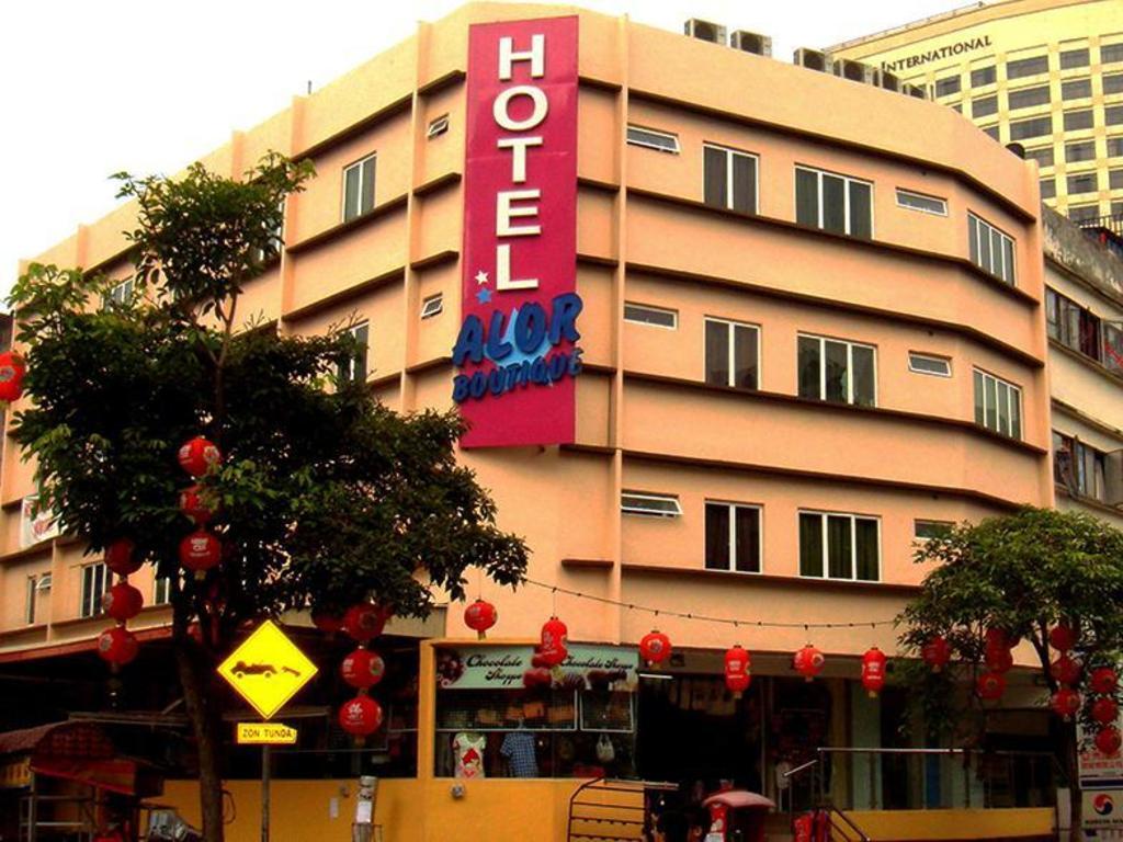 Alor Boutique Hotel in Kuala Lumpur - Room Deals, Photos & Reviews