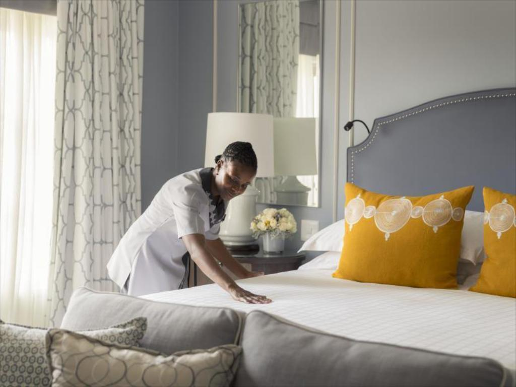 Superior Room king bed - Habitació Four Seasons Hotel Westcliff