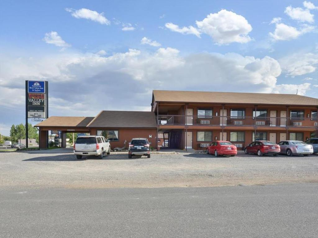 Americas Best Value Inn & Suites - Tropic, UT