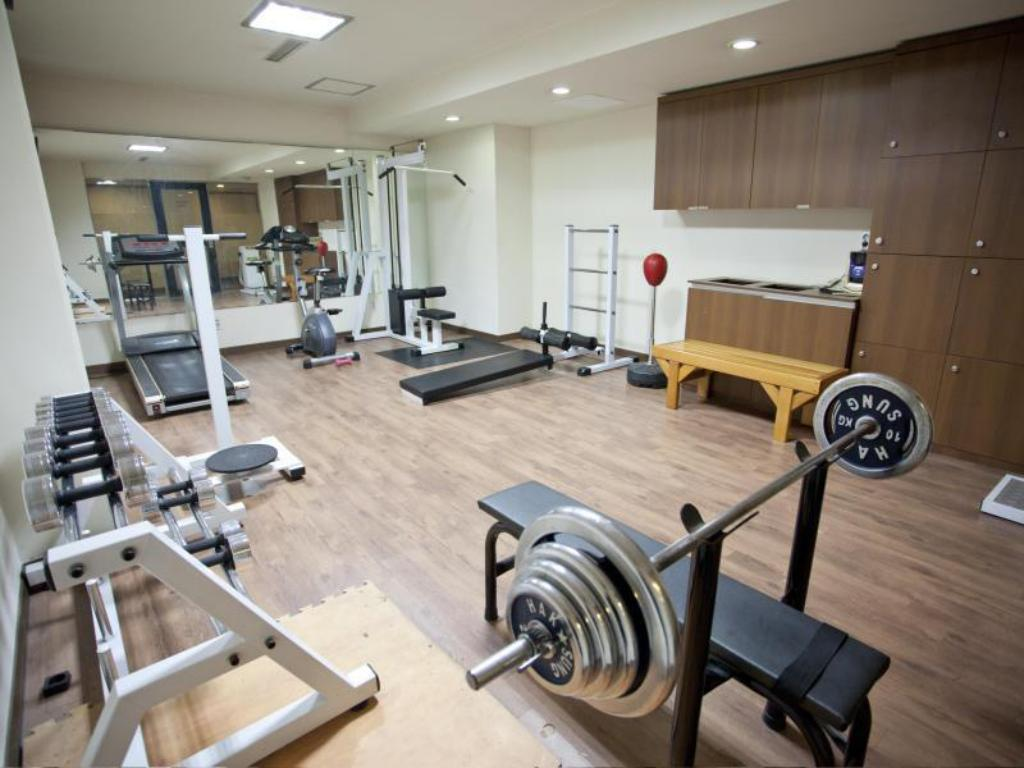 Fitness center Young Dong Hotel