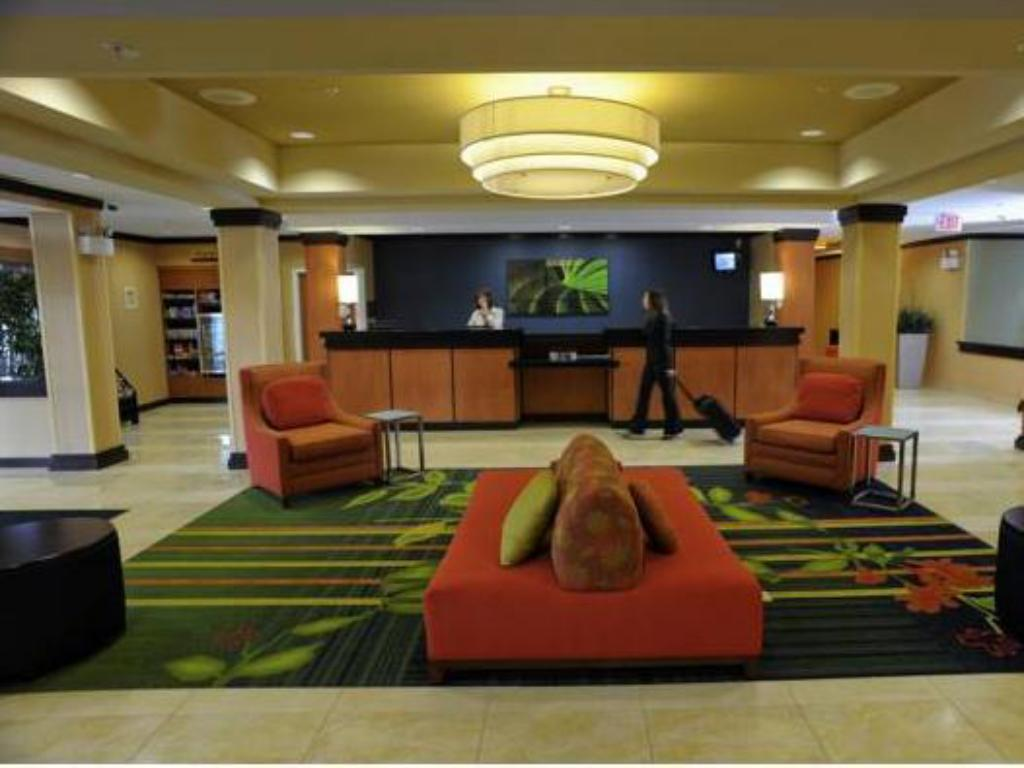 Hotellet indefra Fairfield Inn & Suites Kennett Square Brandywine Valley