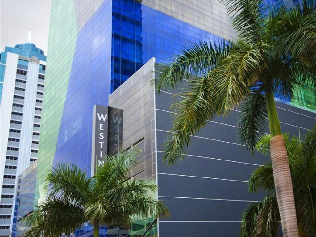 Exterior view The Westin Panama