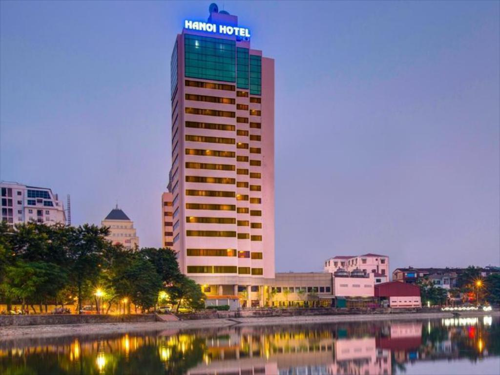 More about Hanoi Hotel