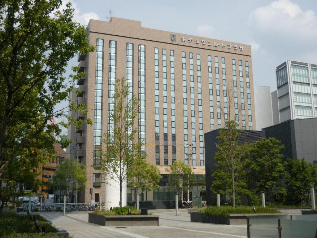 More about Hotel Sunroute Plaza Nagoya