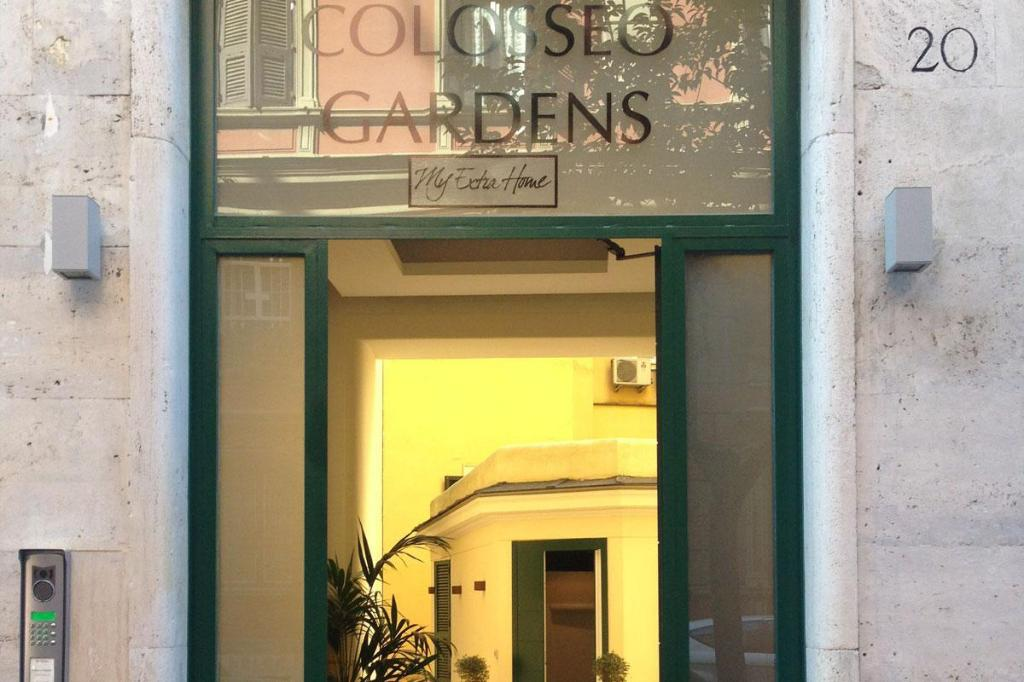 Лоби Colosseo Gardens Apartments - My Extra Home
