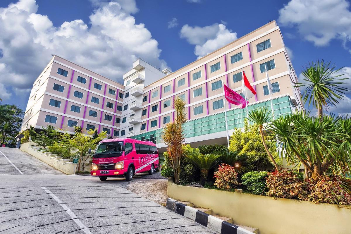 Favehotel MT  Haryono - Balikpapan in Indonesia - Room Deals