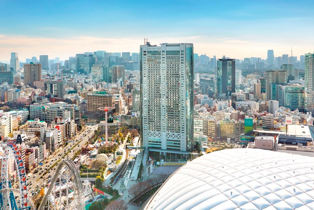 Tokyo Dome Hotel in Japan - Room Deals, Photos & Reviews