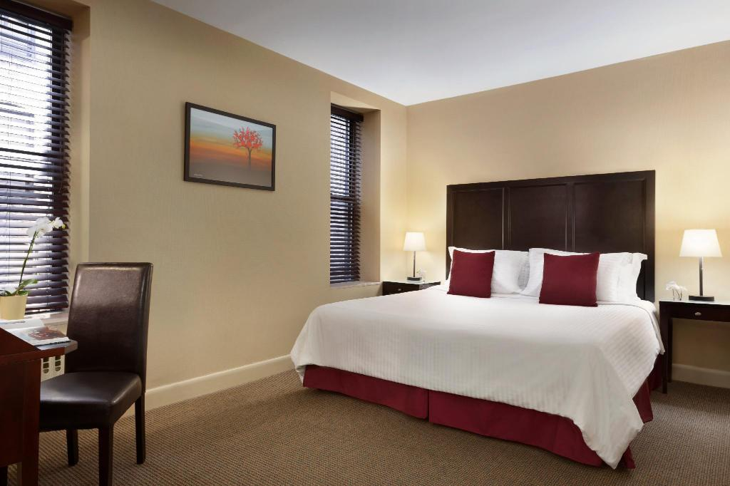 best price on washington jefferson hotel at times square. Black Bedroom Furniture Sets. Home Design Ideas