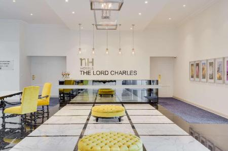 Lobby NH Cape Town The Lord Charles