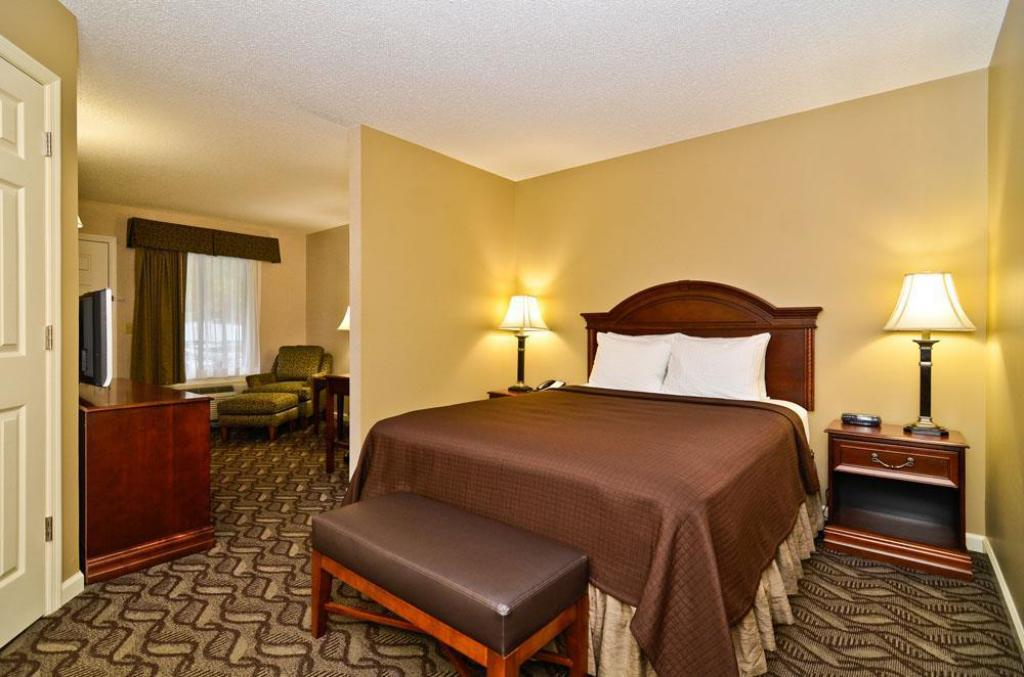 1 Queen Bed - Suite room