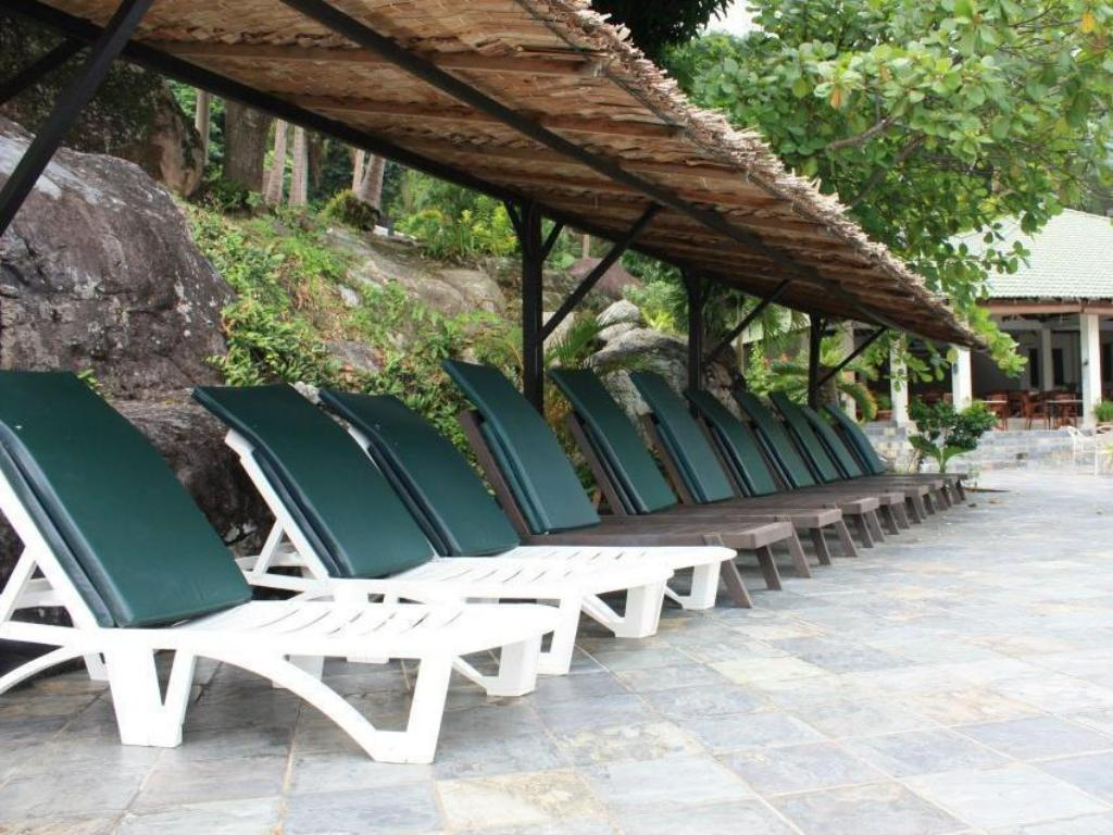 Recreational facilities Minang Cove Resort