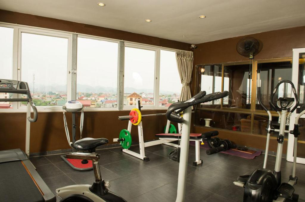 gym Thuy Anh Hotel