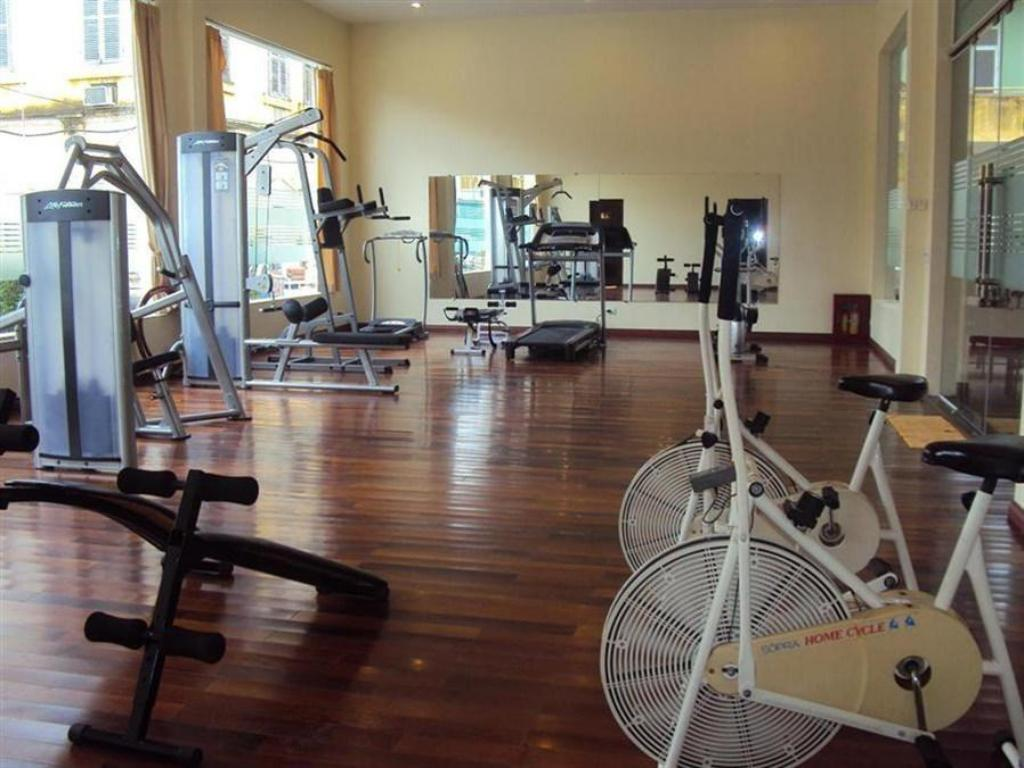fitness centrum Huu Nghi Hotel