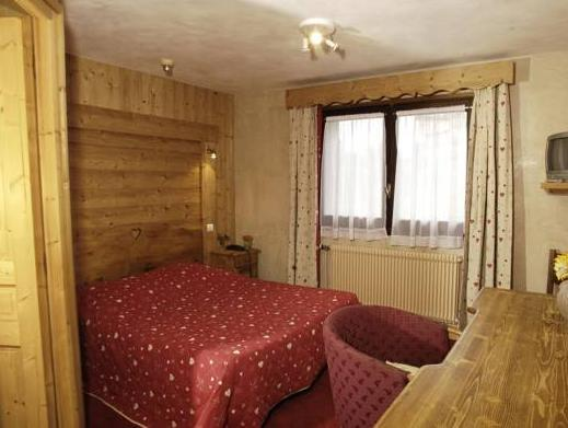Tweepersoons- of twinkamer (2 aparte bedden) (Double or Twin Room)