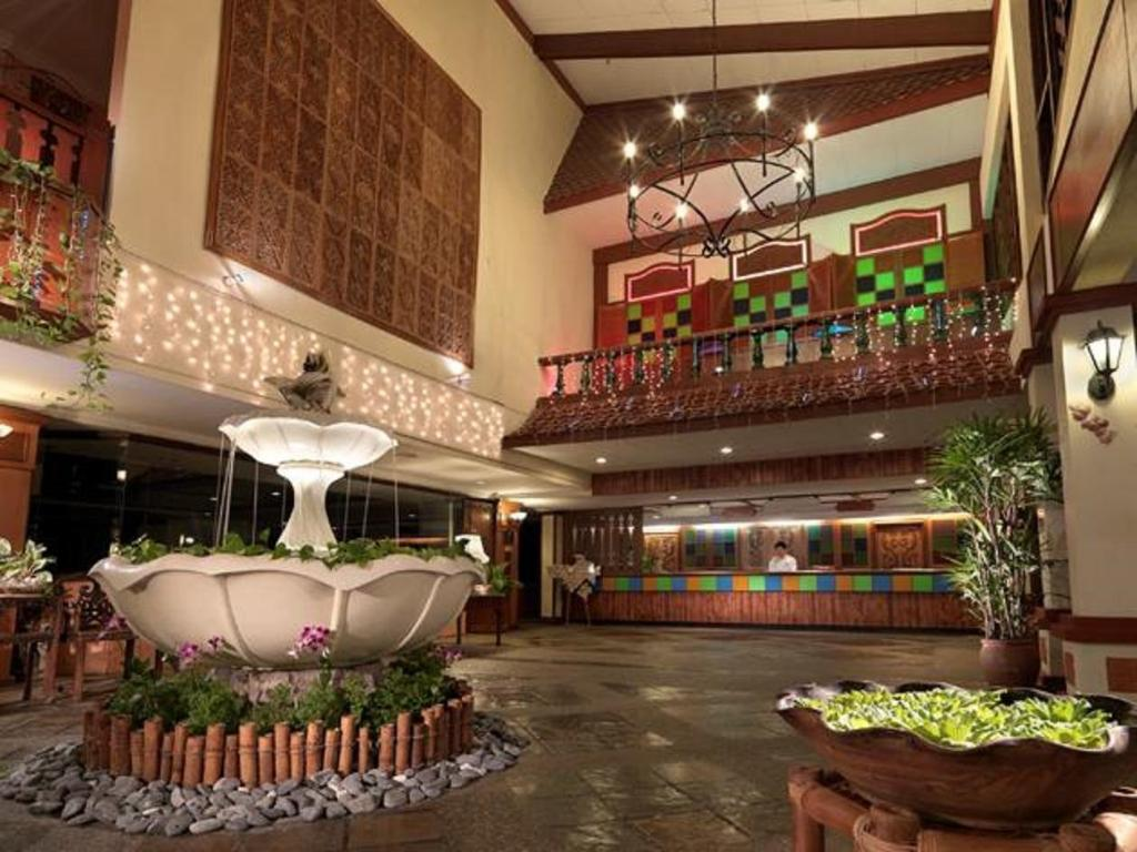 Lobby Holiday Villa Beach Resort & Spa Langkawi