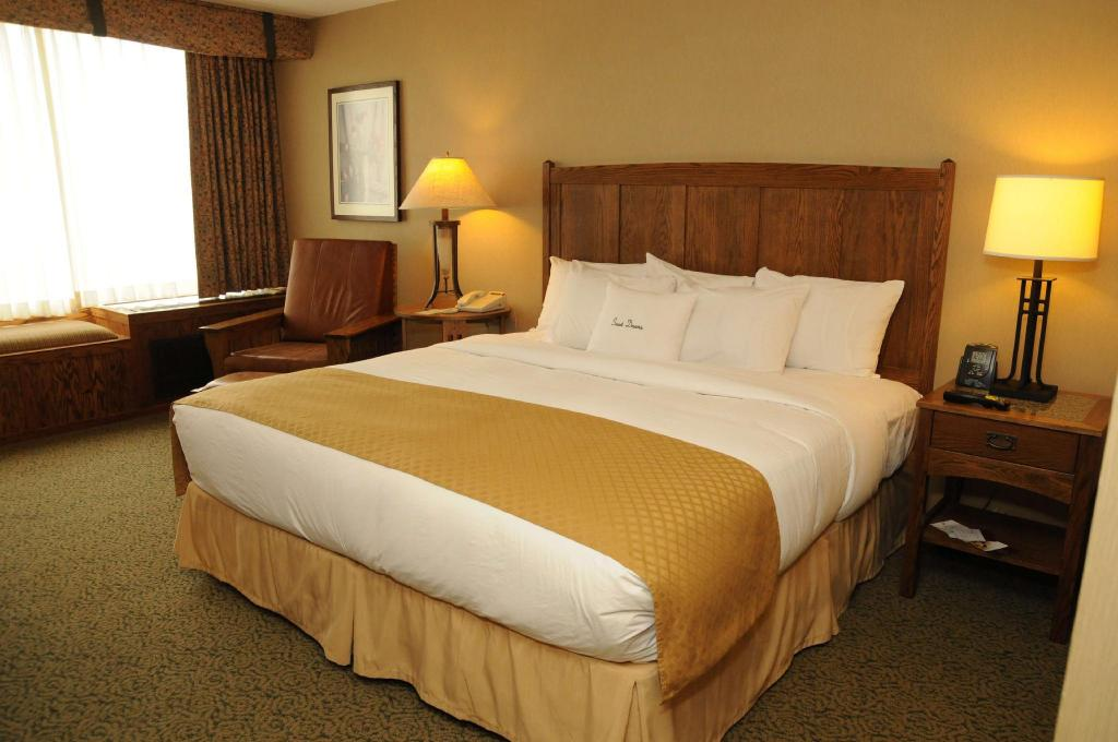 1 King Extra Amenity Non-Smoking - Guestroom