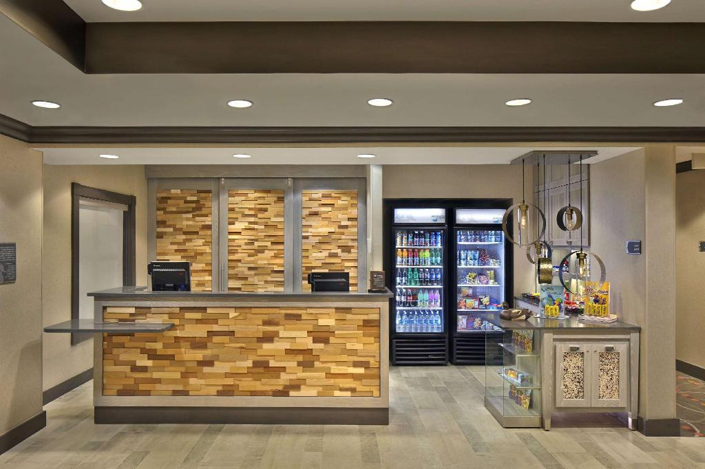Lobby Homewood Suites by Hilton Columbia