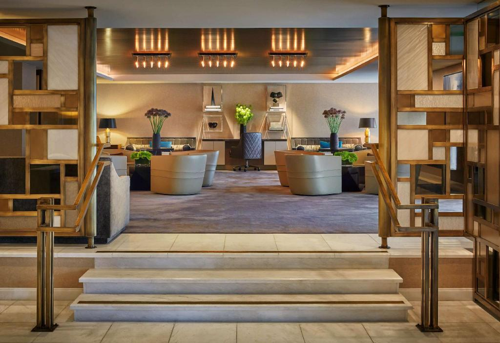 Lobby Viceroy L'Ermitage Beverly Hills