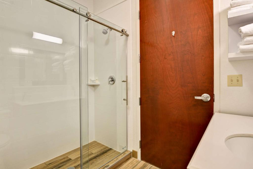 1 King Studio Suite W/Sofabed/ Shower Non-Smoking - Guestroom