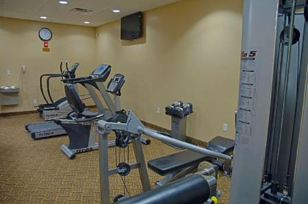 Fitness center Best Western Legacy Inn and Suites