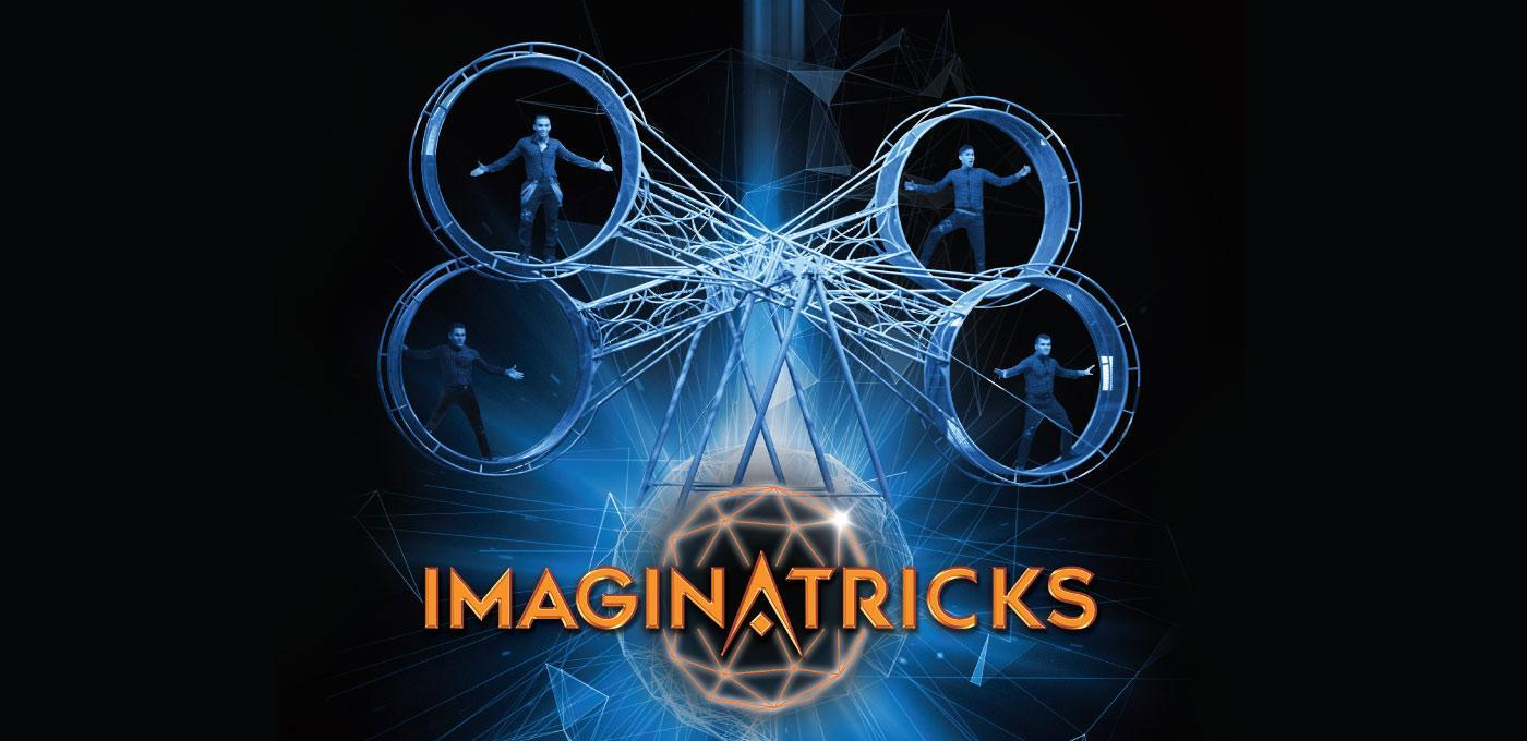 Standard Room - IMAGINATRICKS Room Package at 4:00 PM for 2 People Included