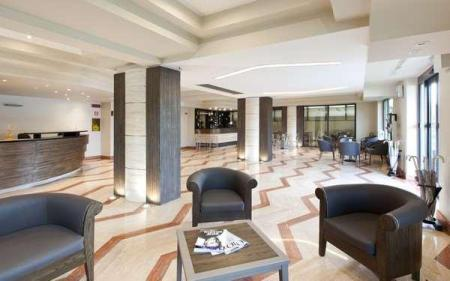 Lobby Smooth Hotel Rome West