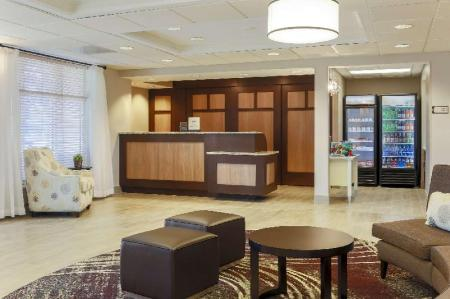 Лобби Homewood Suites By Hilton Clearwater Hotel