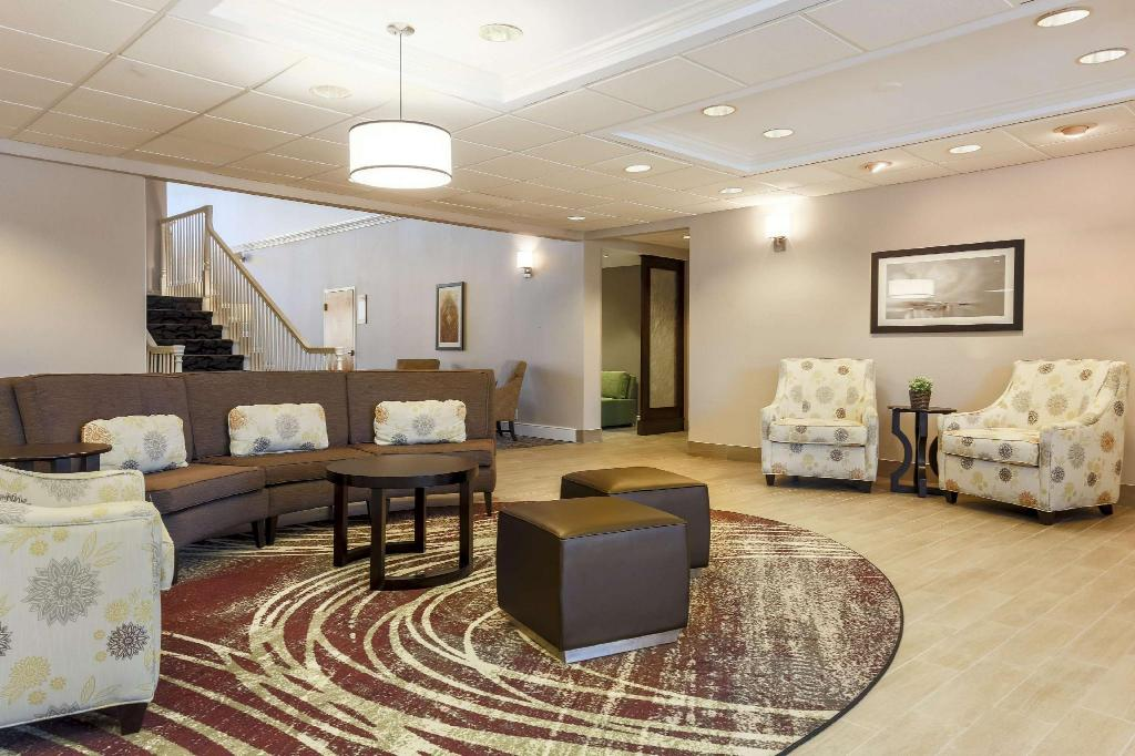 Lobby Homewood Suites By Hilton Clearwater Hotel