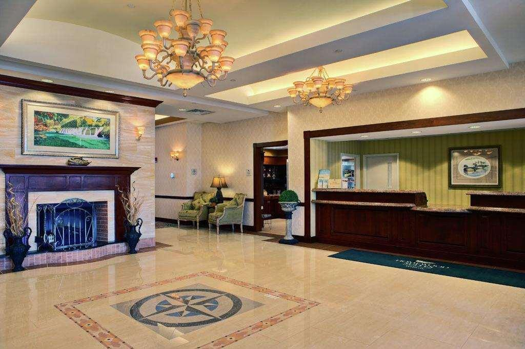 Lobby Homewood Suites by Hilton East Rutherford Meadowlands NJ