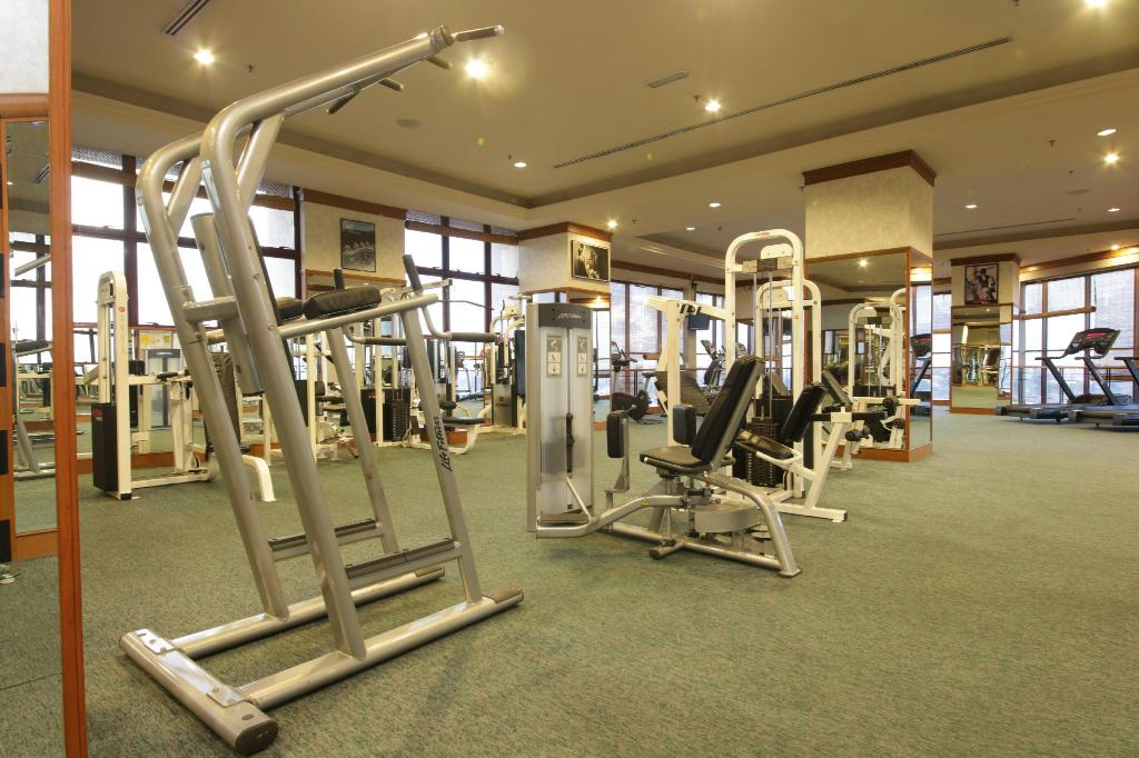 centru de fitness The Grand Renai
