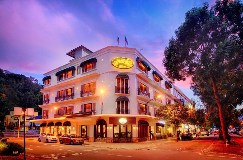 More about The Jesselton Hotel