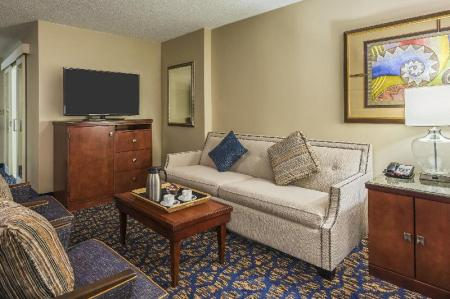 עיצוב הפנים Doubletree By Hilton Downtown Nashville Hotel