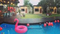 Private House for Big group enjoy  pool & BBQ