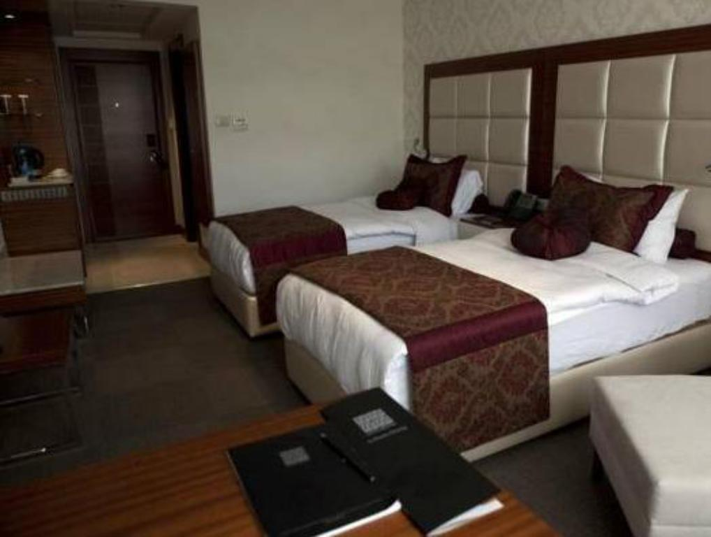 Standard Double or Twin - Bed Grand Park Hotel