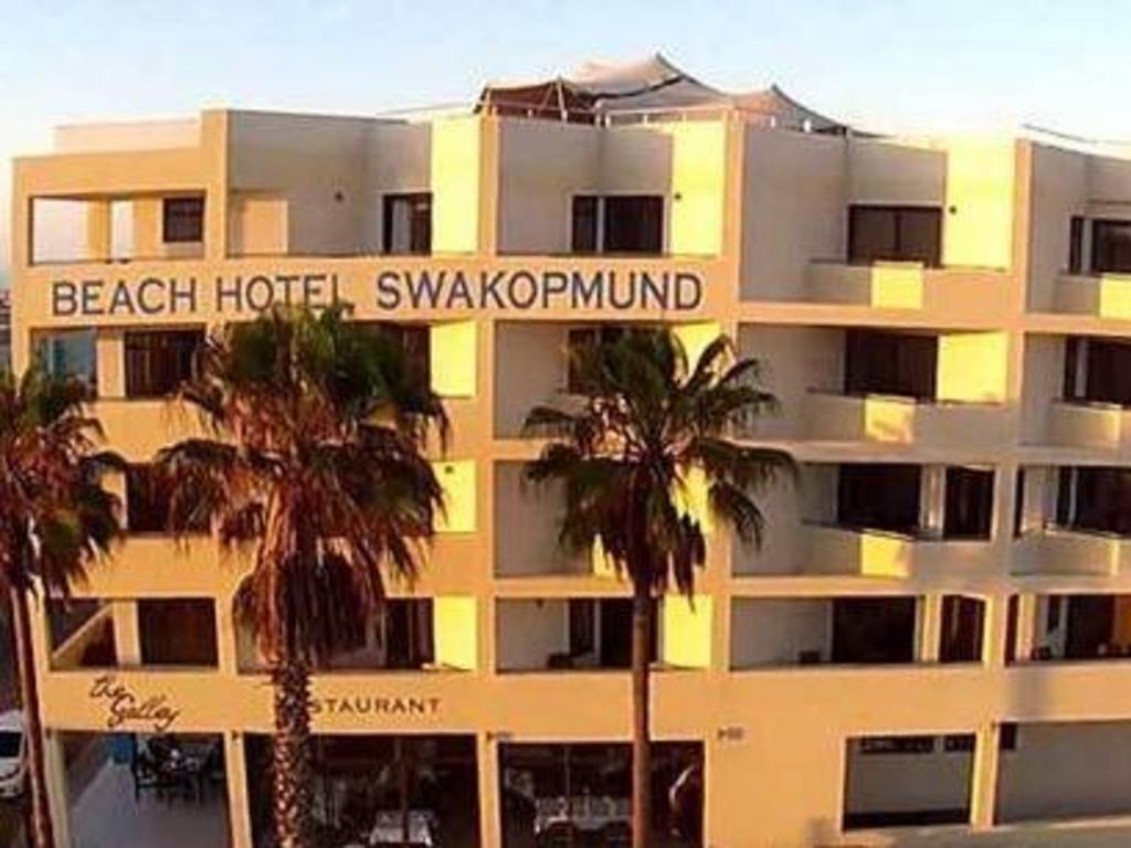 More About Beach Hotel Swakopmund